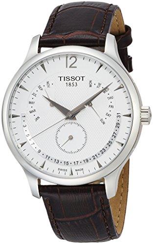 [ティソ]TISSOT TRADITION Perpetual Calender(トラディション パーペチュアル カレンダー) T0636371603700 メンズ 【正規輸入品】