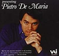 Pietro De Maria Plays