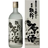 オガタマ酒造 鉄幹原酒 芋 [ 焼酎 37度 鹿児島県 720ml ]