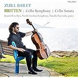 Britten: Cello Symphony/Cello