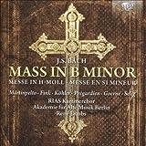ミサ曲ロ短調 ヤーコプス&ベルリン古楽アカデミー、RIAS室内合唱団(2CD)