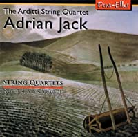 Adrian Jack: the Arditti String Quartet