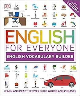 English for Everyone English Vocabulary Builder by [DK]