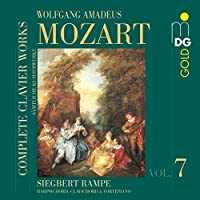 Mozart: Complete Clavier Works, Vol. 7 (2008-01-08)