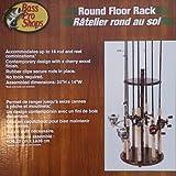 バスプロショップ Round Floor Rack(ラウンドフロアラック) チェリー 16本収納 16rd-cherry