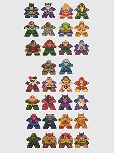 DCコミックス/ マイティ・ミープレス シリーズ1: 24個入りボックス