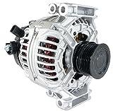 DB Electrical ABO0351 New Alternator Fits Saab 9-3 2.0L 2.0 03 04 05 06 07 08 2003 2004 2005 2006 2007 2008 9-3X 2.0L 2.0 10 11 2010 2011 12-75-7363 12-785-604 400-24093 11043 11186 11043N [並行輸入品]
