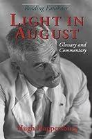 Reading Faulkner: Light in August (Reading Faulkner Series) by Hugh Ruppersburg(1994-11-01)
