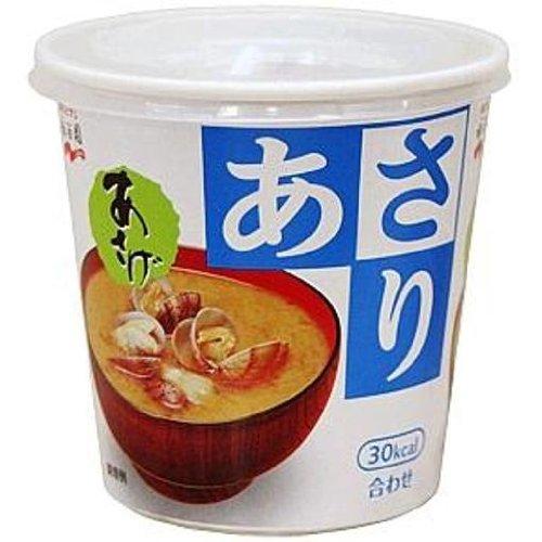 カップみそ汁生みそタイプあさげ あさり カップ20.1g