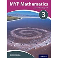 MYP Mathematics 3 (IB MYP SERIES)【洋書】 [並行輸入品]