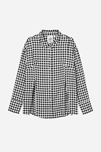 (チープマンデイ) CHEAP MONDAY Seize shirt Gingham check 0505874-S