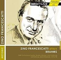 Zino Francescatti Plays Brahms (2012-08-28)