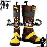 ●●サイズ選択可●●男性26.5CM MJR1114 コスプレ靴 ブーツ メイプルストーリー MapleStory