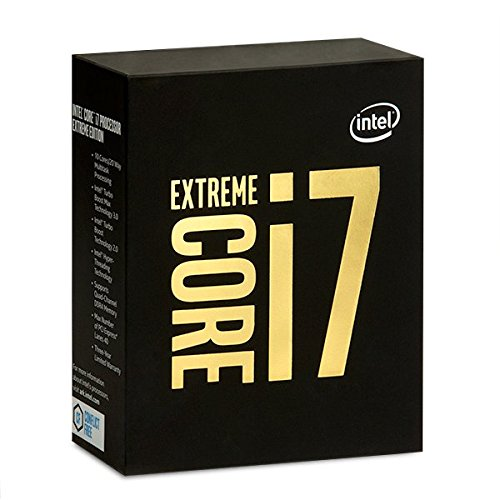Intel Broadwell-E Corei7-6950X 3.00GHz 10コア/20スレッド LGA2011-3 BX80671I76950X 【BOX】