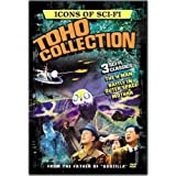 Icons of Sci-Fi: Toho Collection - Mothra/The H-Man/Battle in Outer Space [DVD] [Import]