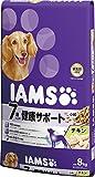 アイムス (IAMS) シニア犬用(7歳以上) 健康サポートチキン 小粒 8kg [ドッグフード]