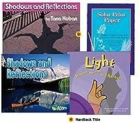 Becker's School Supplies Shadows & Light 3 Book Set,(Pack of 4) [並行輸入品]