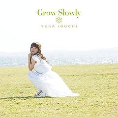 井口裕香「Grow Slowly」のジャケット画像