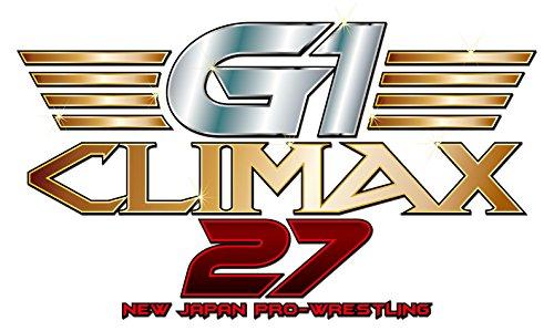 G1 CLIMAX 2017 [DVD]
