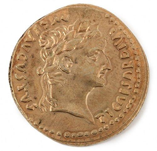ローマ帝国 アウレウス金貨 皇帝ティベリウス レプリカ