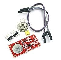 WINGONEER タッチキーモジュール静電容量式タッチスイッチライトタイプAの非接触式ボタン