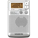Sangean FM Stereo/AM Pocket Radio - DT-250