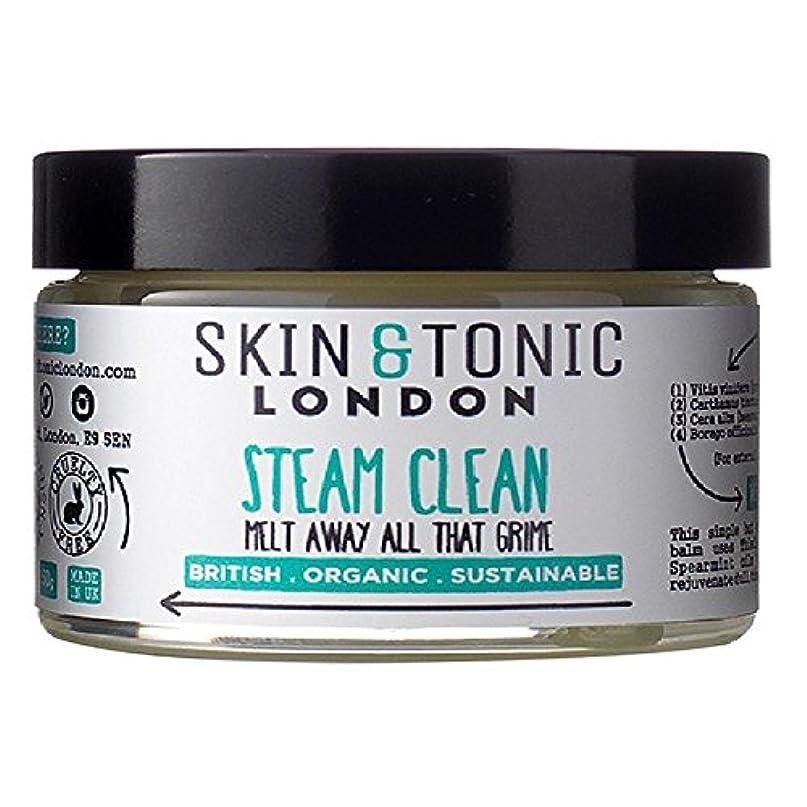 基礎定規純正Skin & Tonic London Steam Clean 50g (Pack of 6) - スキン&トニックロンドン蒸気きれいな50グラム x6 [並行輸入品]