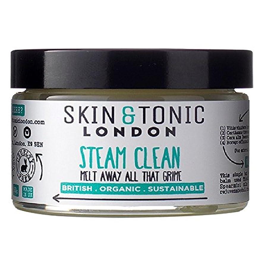 ジャーナリスト月曜小説スキン&トニックロンドン蒸気きれいな50グラム x2 - Skin & Tonic London Steam Clean 50g (Pack of 2) [並行輸入品]
