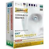 ESET Smart Security V4.0 10万本限定パック