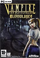 Vampire:the Masquerade - Bloodlines (輸入版)