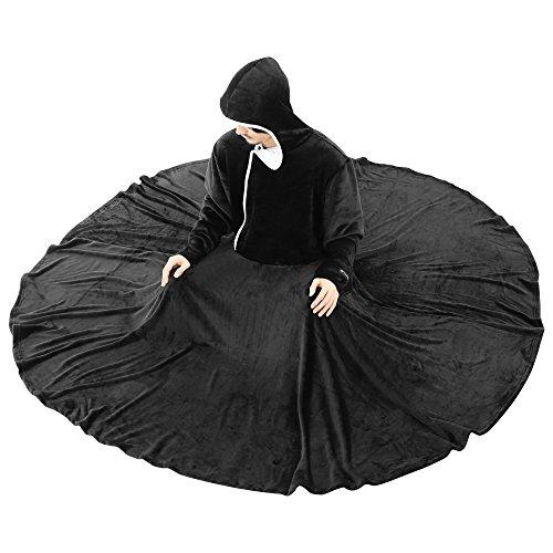 BIBILAB (ビビラボ) セルフこたつ 着る毛布 Lサイ...