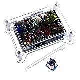 Best タッチスクリーンモニター - Kuman 3.5インチ 小型 HDMI モニター ラズベリーパイ3 b タッチスクリーン Review