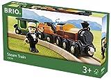 BRIO スチームトレイン 33036