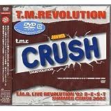 T.M.R.LIVE REVOLUTION '02 B★E★S★T-SUMMER CRUSH 2002- [DVD]