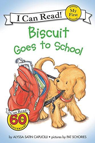 Biscuit Goes to School (My First I Can Read)の詳細を見る
