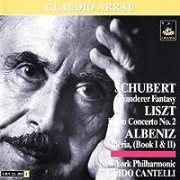 Liszt/Schubert/Albeniz