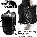 THE NORTH FACE ザ・ノースフェイス [6](BASECAMP-S NM81554)CWW3 JK3 ブラック ダッフルバッグ リュックサック [並行輸入品]