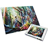 Altar in the Forest Fantasy Jigsaw Puzzle 1000 Pieces - Anime Puzzle - Fairy Puzzle