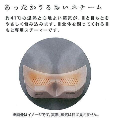 ルルド めめスチーマー AX-KX500 pk・ピンク