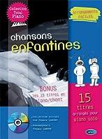 Chansons Enfantines+CD