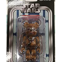 MEDICOM TOY EXHIBITION '18 開催記念商品 BE@RBRICK BE@RBRICK CHEWBACCA Han Solo Ver. 100% チューバッカ ハンソロ スターウォーズ