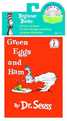 Green Eggs and Ham Book & CD (Dr. Seuss: Beginner Books)の詳細を見る