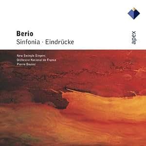 Berio: Sinfonia / Eindrucke