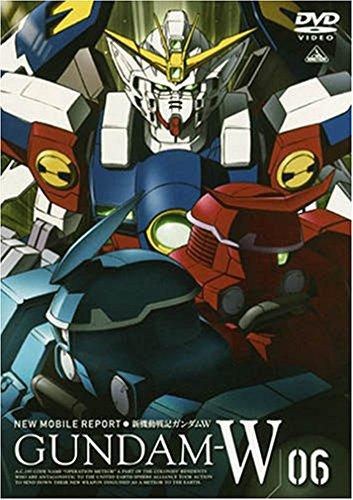 新機動戦記ガンダムW 6 [DVD]の詳細を見る