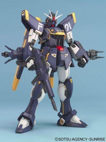 Gundam F-91 Gundam F91 Harrison Custom MG 1/100 Scale by BANDAI by Bandai [並行輸入品]