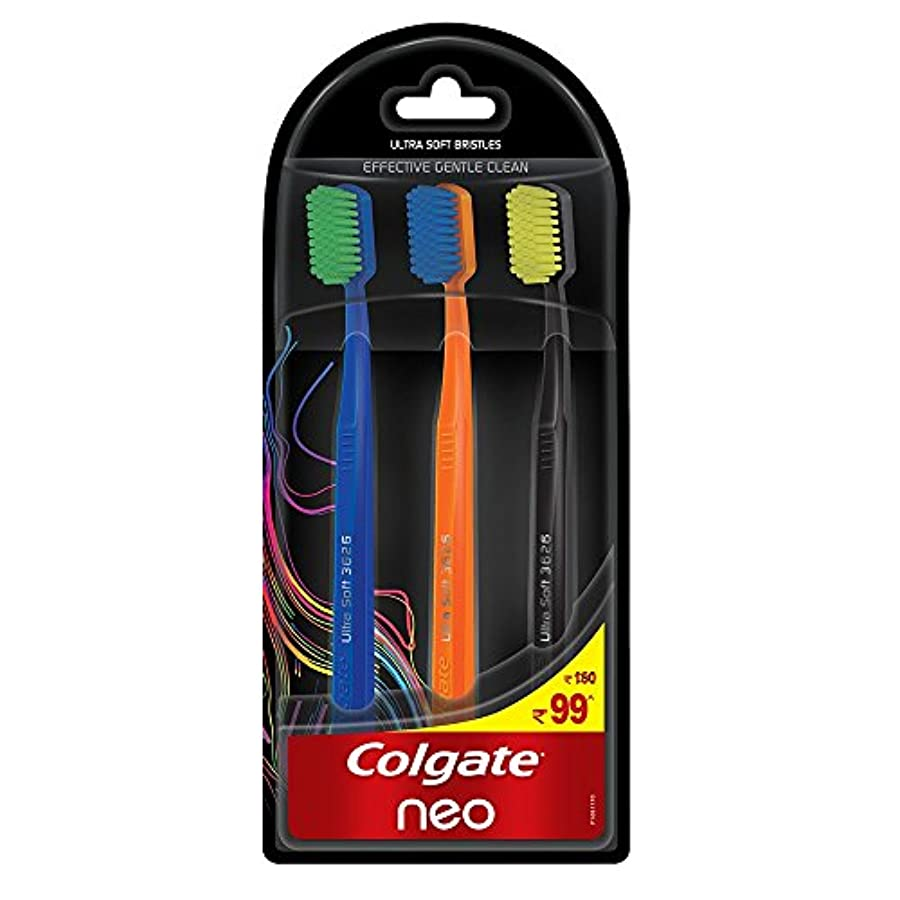 ブリークエンティティ別にColgate Neo Toothbrush Effective Gentle Clean