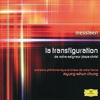 Messiaen: La transfiguration de Notre-Seigneur J茅sus-Christ by CARDEW CORNELIUS / BEDFORD DA