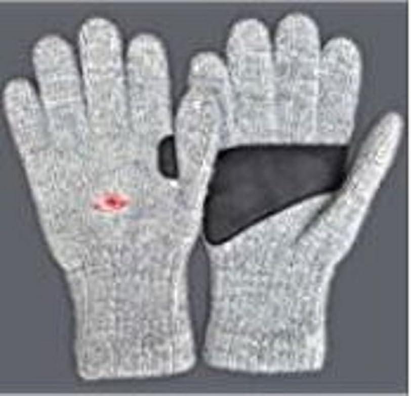 鉄道飲み込むチームLackner Wolle ラックナー ヴォーレ 羊毛ウールグローブ手袋 ガイドプログラブ LW13G268
