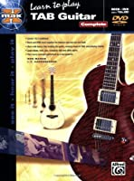 Alfred's Max Tab Guitar Complete [DVD]