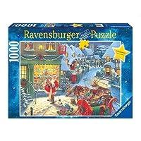 Ravensburger Santa's Christmas List Puzzle 1000pc [並行輸入品]